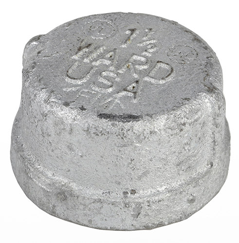 Approved Manufacturer RSC Pipe Cap, 2-1/2 in.