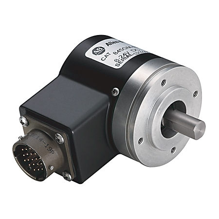 845GM Size 20 Single-Turn Absolute Encoders