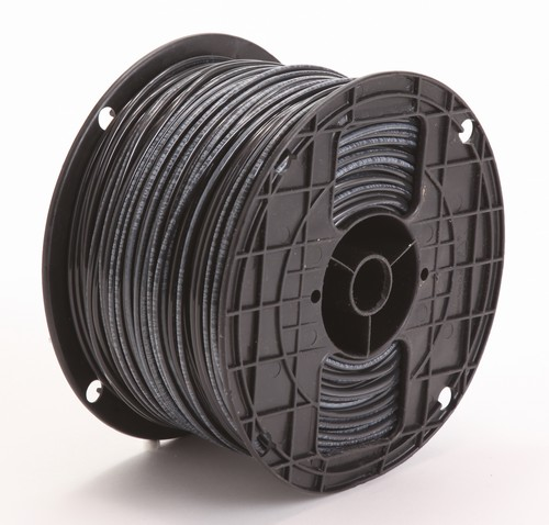 Alan Wire10AWG THHN Black, 2500ft.