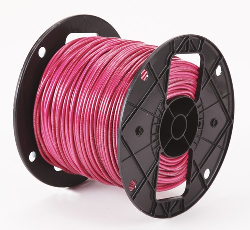 Alan Wire10AWG MTW Red, 500ft.