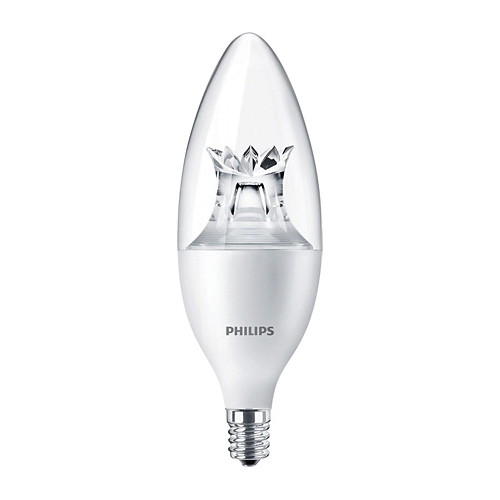 Philips Lighting7B12/LED/827-22/E12/DIM 120V