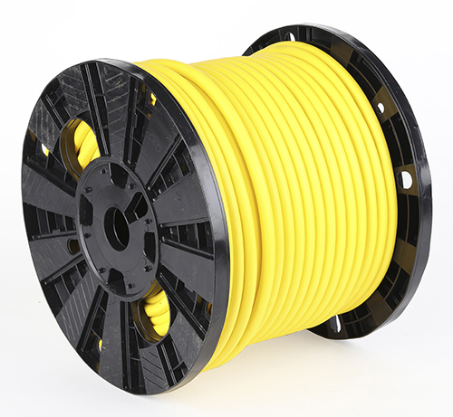 Approved Manufacturer10/3 SO Cord, 600V, Yellow, 250ft.